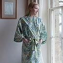 Kimono Dressing Gown Bloom Prints
