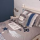 All Star Duvet Set