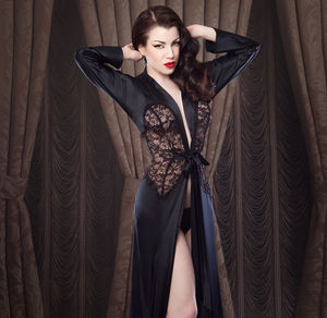 Nell Robe - lingerie sets