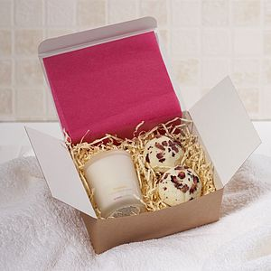 Bathtime Pamper Gift Set