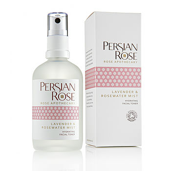 25% Off Organic Lavender And Rosewater Mist