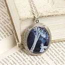 A Time For The Evening Under Starlight Locket