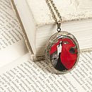 The Weaker Side Locket Necklace