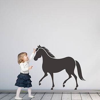 Horse Wall Sticker Decal