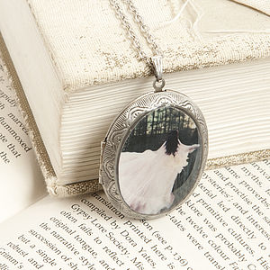 Evensong Locket Necklace - necklaces & pendants
