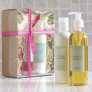 Hand Wash And Lotion Gift Set - gift sets