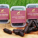 Venison Chipolatas For Dogs Triple Pack