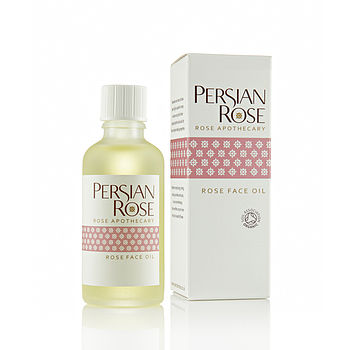 Organic Rose Face Oil
