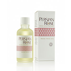 25% Off Organic Rose Face Oil - skin care