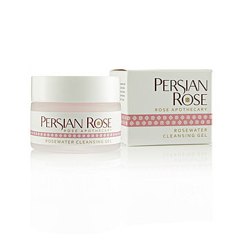 25% Off Rosewater Cleansing Gel