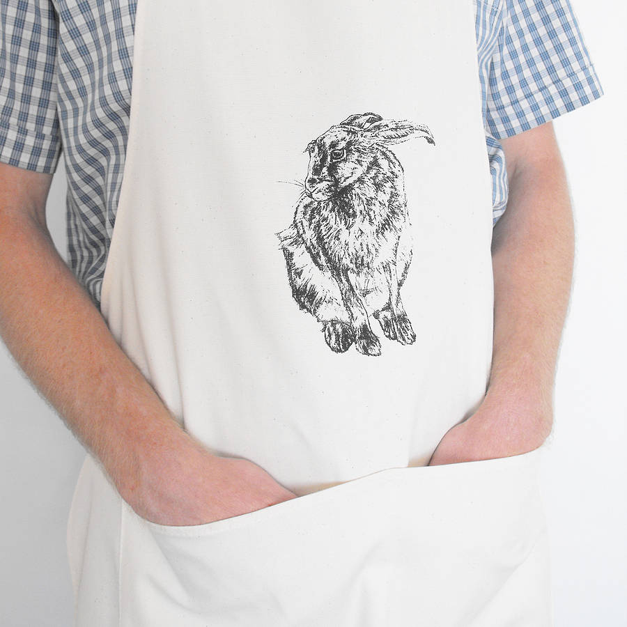 Adult Hare Apron