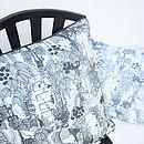Handmade Secret Garden Cushion 20/20'
