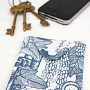 Handmade Printed Phone Cover