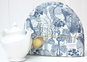 Handmade Secret Garden Tea Cosy