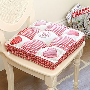 Cottage Seat Pad - bedroom