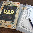 'The Story Of Me And My Dad' Journal