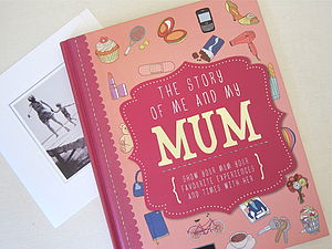 The Story Of Me And My Mum - office & study