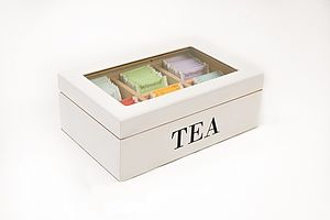 Tea Display Box - kitchen accessories