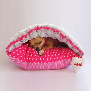 Snuggle Pet Bed - dogs