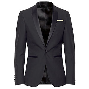 Dinner Jacket - men's fashion
