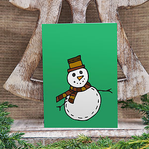 50% Off Christmas Card Pack X5 Designs