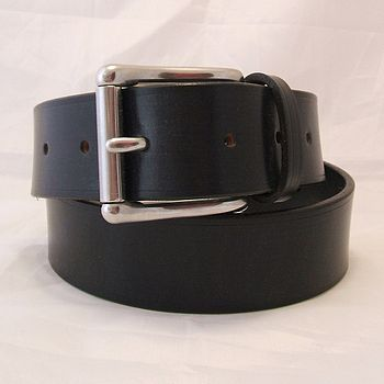 Handmade Kilo English Leather Belt