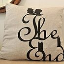 Single Fairy Tale Cushions