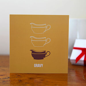 Gravy Card - winter sale