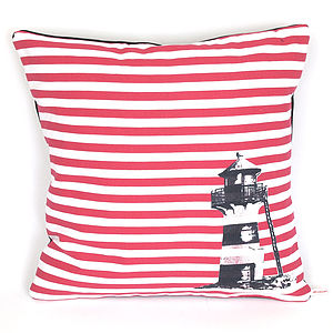 Grove Lighthouse Large Cushion