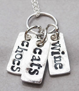 Favourite Things Necklace