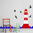 Lighthouse Wall Sticker Decal