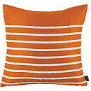 Bretagne Cushion: Orange