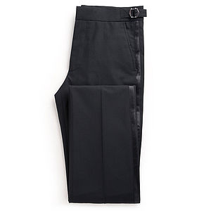 Dinner Trousers - groomed to perfection