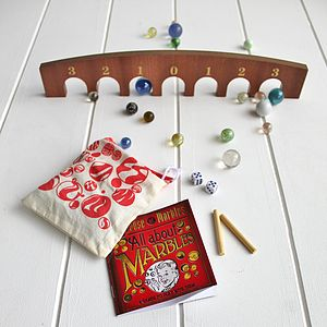 Marble Games Pack - traditional toys & games
