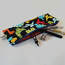 Childrens Dinosaur Pencil Case