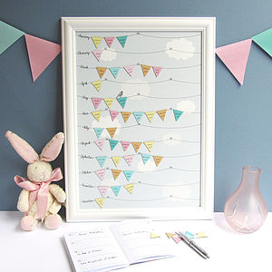 Birthday Reminder Calendar - home accessories