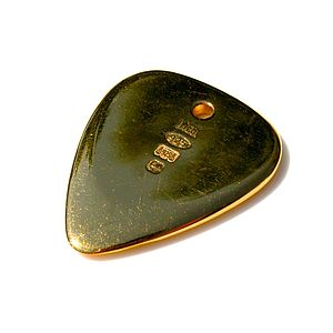 Treasure Tones Nine Carat Gold Plectrum