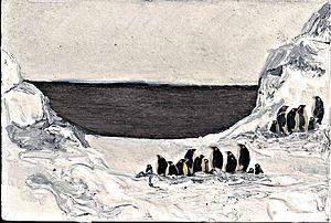 Penguins Artwork - contemporary art