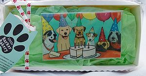 Bake A Cake For Your Dog Kit - dogs