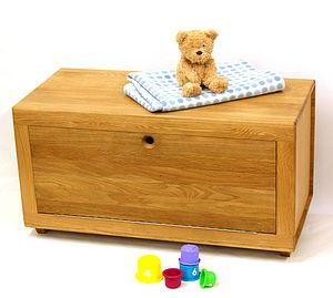 Toy Box / Shoe Storage Bench