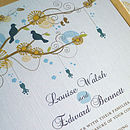 floral-wedding-stationery-bird-blue-gold-ink-pudding-notonthehighstreet