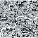 White London Film Map