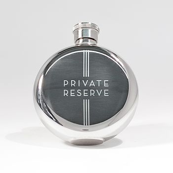 Private Reserve Hip Flask