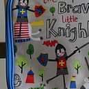 Brave Knight Lunch Bag
