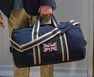 Customised Kit Bag - holdalls & weekend bags