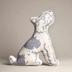 Bertie Cushion - pet-lover