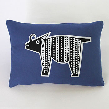 Wart Hog Childrens Cushion