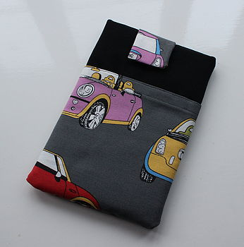 Mini Car mini tablet cover