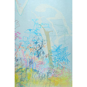 Step Into Springtime Original Print - paintings & canvases
