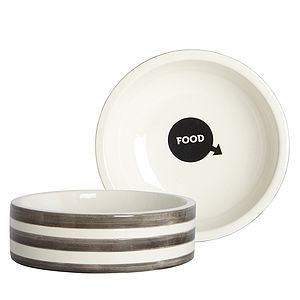 Pet Bowl Set - food, feeding & treats